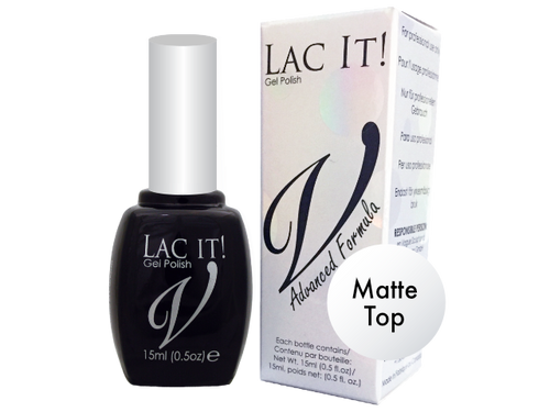 Lac it! Matte Top Coat