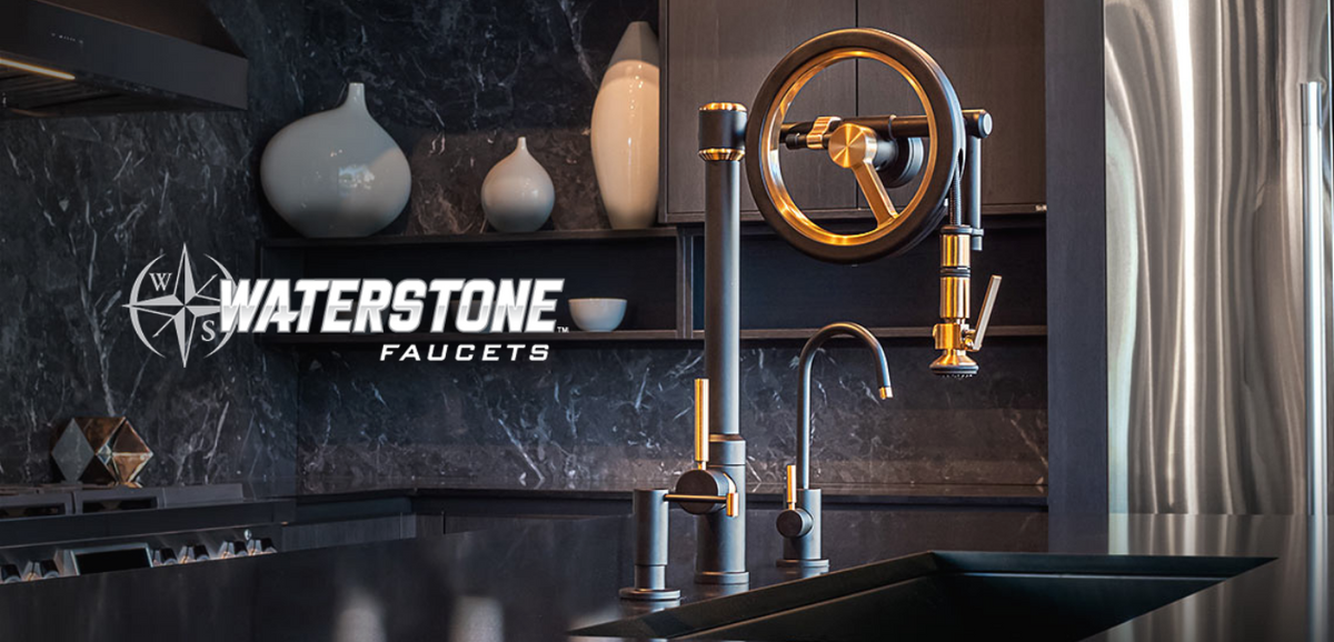 Waterstone Faucets | FaucetExpress.ca
