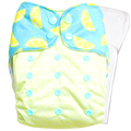 Citrus Burst (Lemon - Blue Yellow)