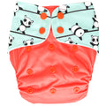InnerPeace (Panda) - Bouncing Peaches Cloth Diapers India