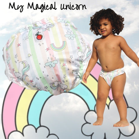 My Magical Unicorn - Pockets