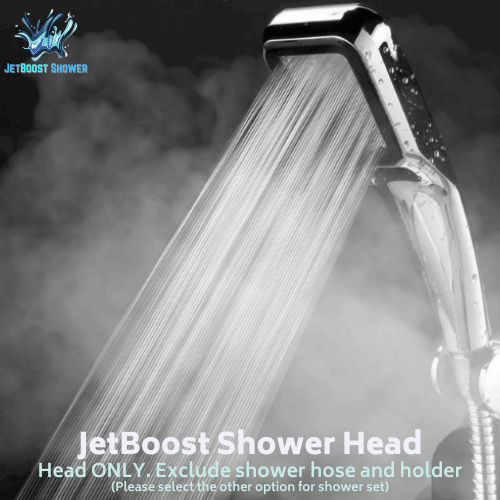 JetBoost Shower Head DS