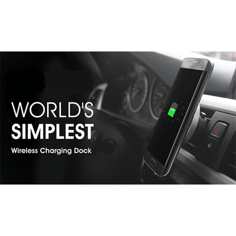 5462a0d6d0 View. 2 in 1 Magnetic Car Mount And Wireless Charger