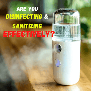 NanoKleen Nano Mist Spray