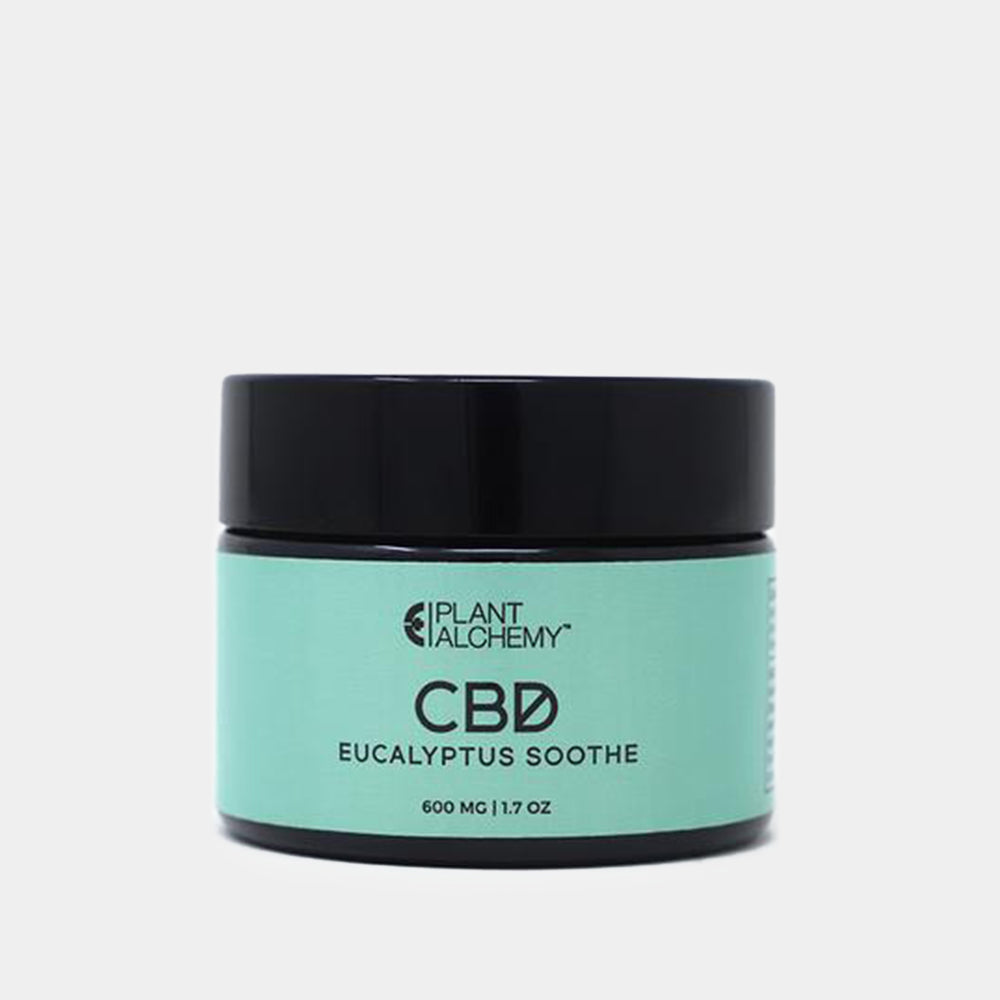 CBD Eucalyptus Soothe Topical Balm