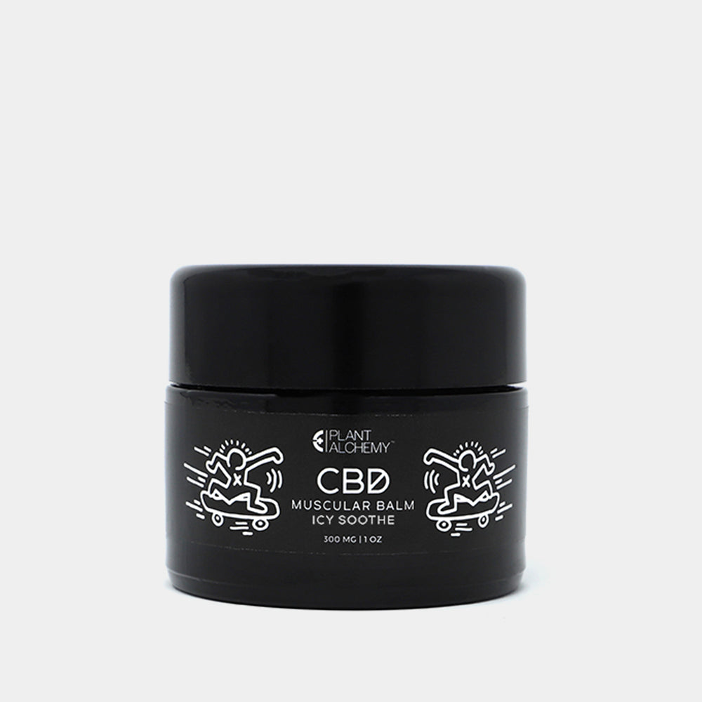 Keith Haring CBD Balm Medium Front