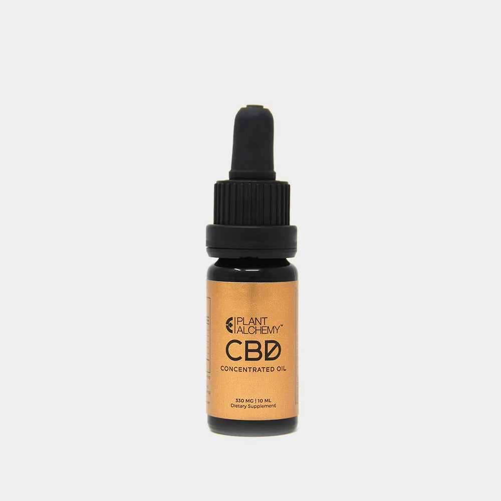 Plant Alchemy CBD Oil 330 MG