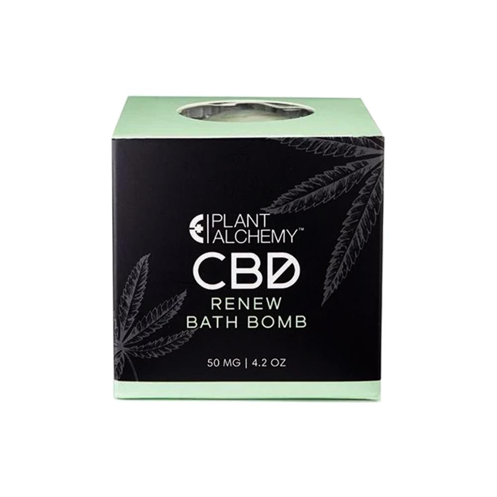Renew CBD Bath Bomb- 50 mg