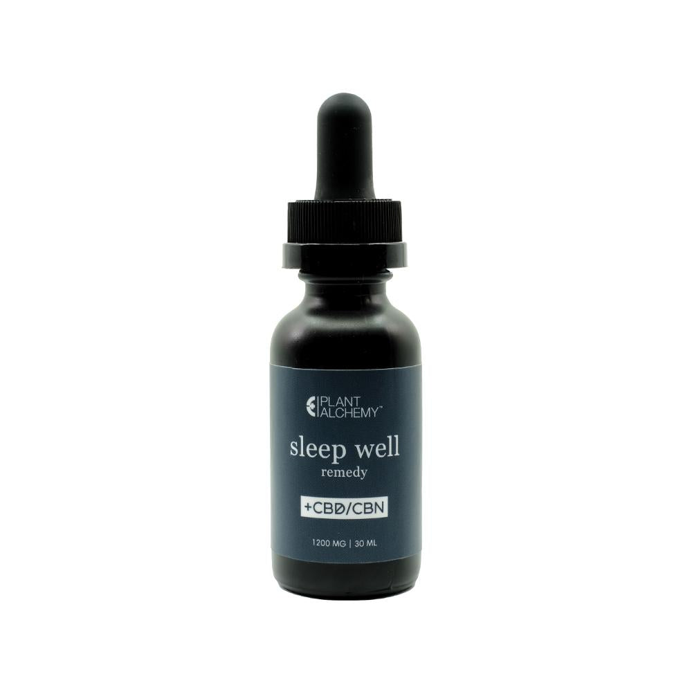 Sleep Well CBD/CBN tincture - 1,200mg