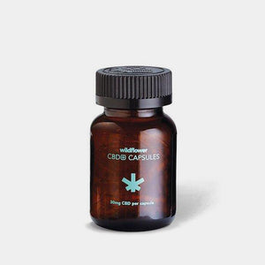 Wildflower CBD Capsules