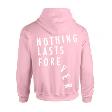 NLF Pink Classic Hoodie