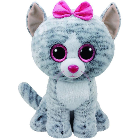 TY Grand Chat KiKi Beanie Boos 36838