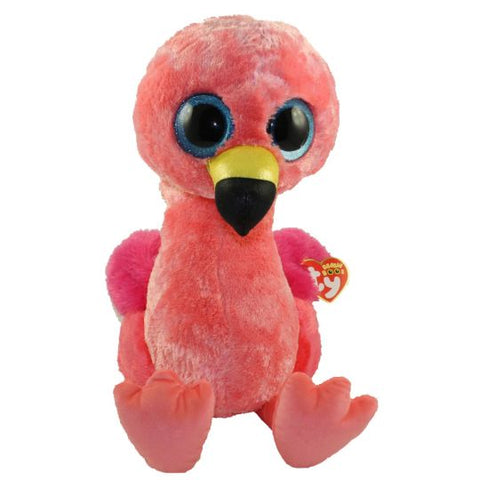 TY Gilda Flamant Rose Large