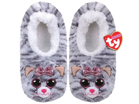 TY Pantoufles Fashion Slipper Socks Small Kiki