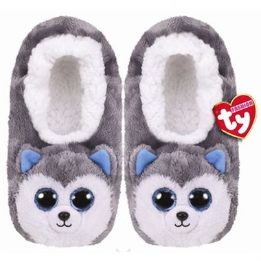 TY Pantoufles Fashion Slipper Socks Small Slush