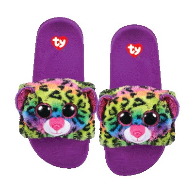 TY Pantoufles sandale Dotty Medium (1-3)