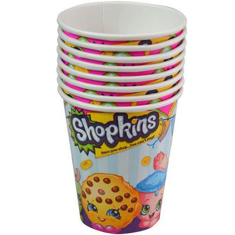 Verrres Shopkins 9 oz. Paquet de 8