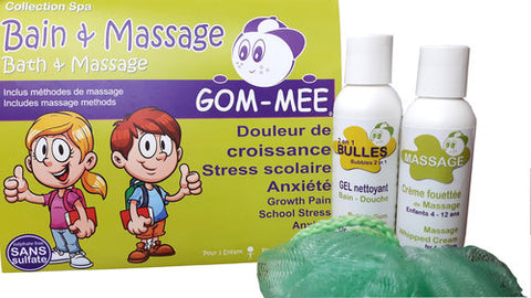 Gom-mee Collection Spa Bain et Massage
