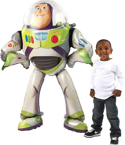 Ballon Jumbo AirWalker Buzz Lightyear toy story 3D