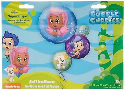 Ballon Bubble Guppies
