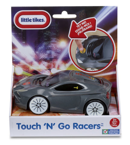 Touch n racers Voiture grise - Little Tikes
