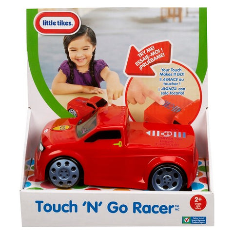 Touch n racers Pickup Rouge - Little Tikes