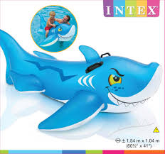 Intex Requin gonflable pisine 60''