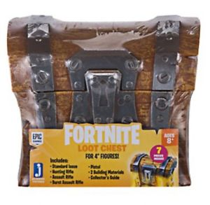 Coffre surprise accessoires de figurines Fortnite 6060