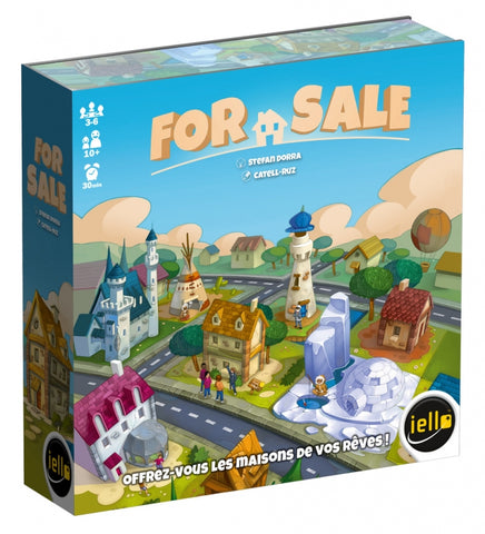Jeu For Sale - IELLO