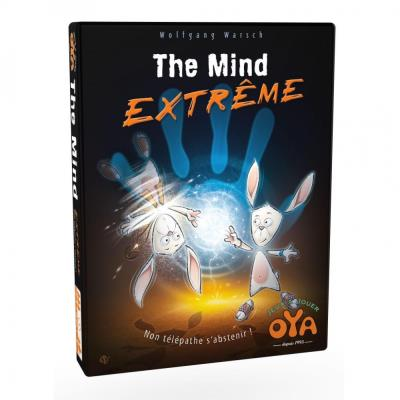 The Mind Extreme (En français) de Oya