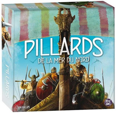 Jeu Pillards de la Mer du Nord de Pixie Games