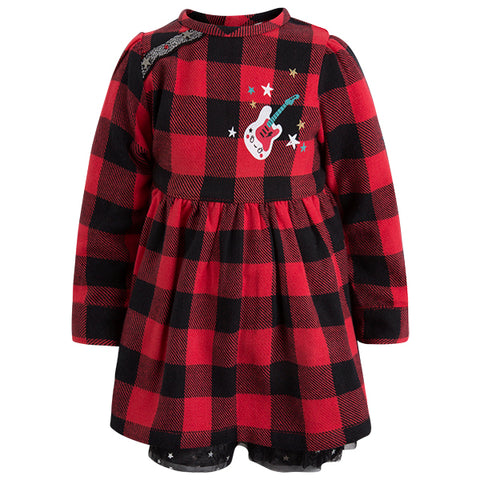 Robe Flanelle No Rules Rock Tuc Tuc 39270