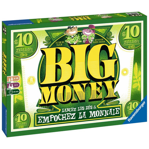 Ravensburger - Jeu Big Money