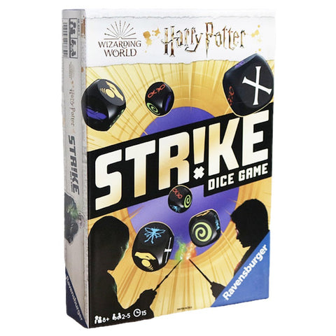 Ravensburger - Jeu Strike Harry Potter