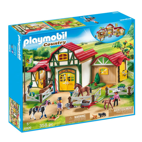 Playmobil Country Club Equitation 6926