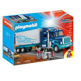 Playmobil City Action Big Rig 9314
