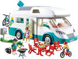 Playmobil Famille et camping car 70088