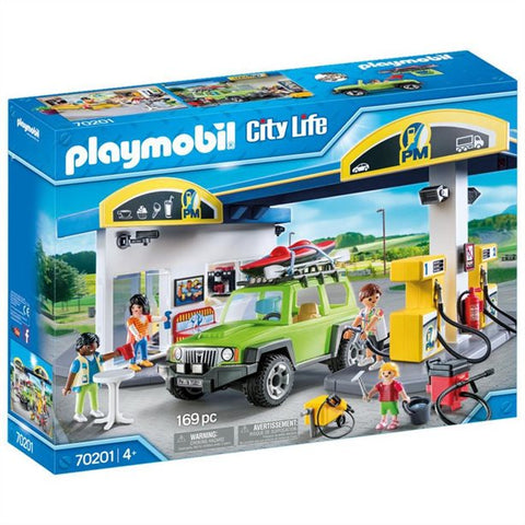 Playmobil Station Service 70201