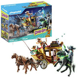 Playmobil Scooby-doo Histoires au Far West 70364