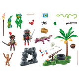 Playmobil Repaire des pirates 70414