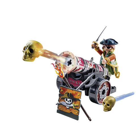 Playmobil Cannonier pirate 70415