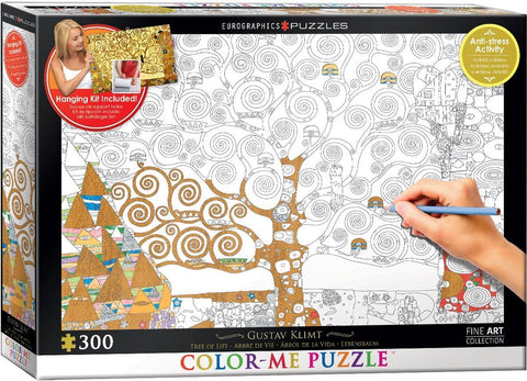 Casse tête Color Me 300 pieces Arbre de vie 6033-0921