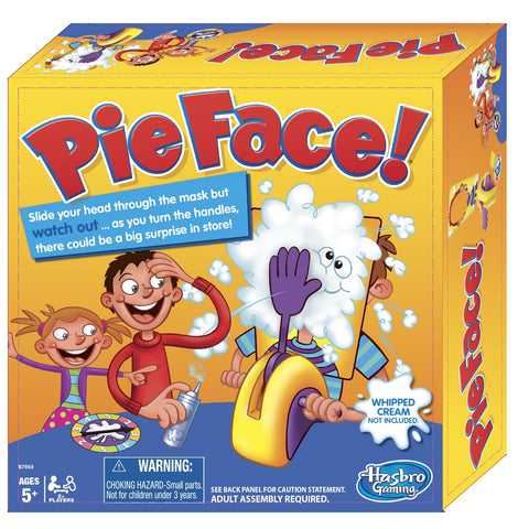 Jeu PIE FACE - Hasbro