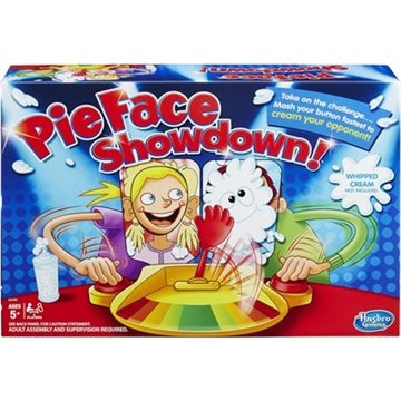 Jeu Pie Face Showdown! - Hasbro