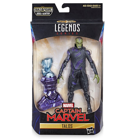 Marvel Talos Legends Series 6 pouces