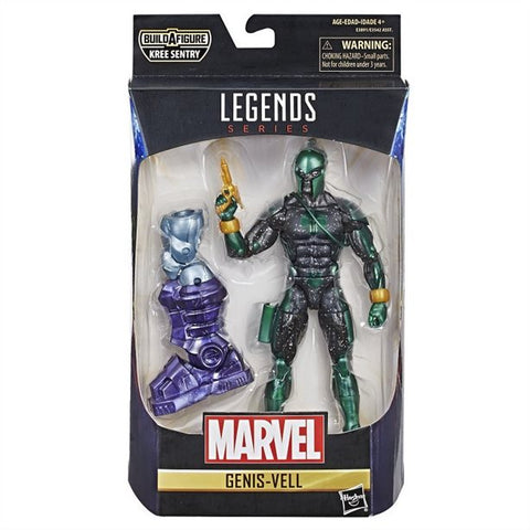 Marvel Legends Series Genis-Vell 6 pouces