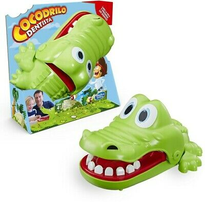 Hasbro Crocodile dentiste