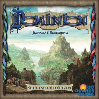 Dominion Second edition Rio Grande Games eng