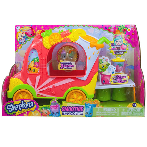 Camion Smoothie - Shopkins