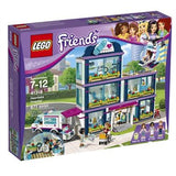 LEGO FRIENDS Hôpital Heartlake Hospital 41318